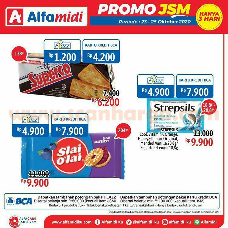 Katalog Promo JSM Alfamidi 23 - 25 Oktober 2020 15