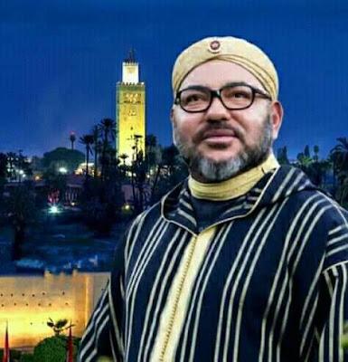 جمعــــة مباركـــــة لصاحب الجلالة الملك محمد السادس نصره الله