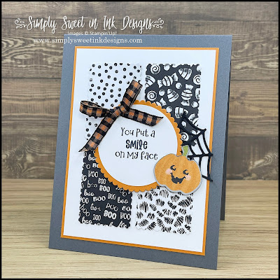 Fun Mystery Stamping with the Cutest Halloween bundle!