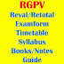 RGPV Result: How to Check RGPV Result,Exam Form,Time table etc