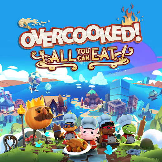 Overcooked! All You Can Eat Birthday Party
