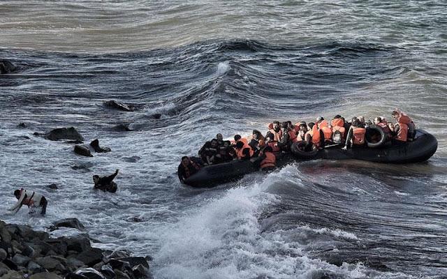 Χαμένοι στη μετανάστευση