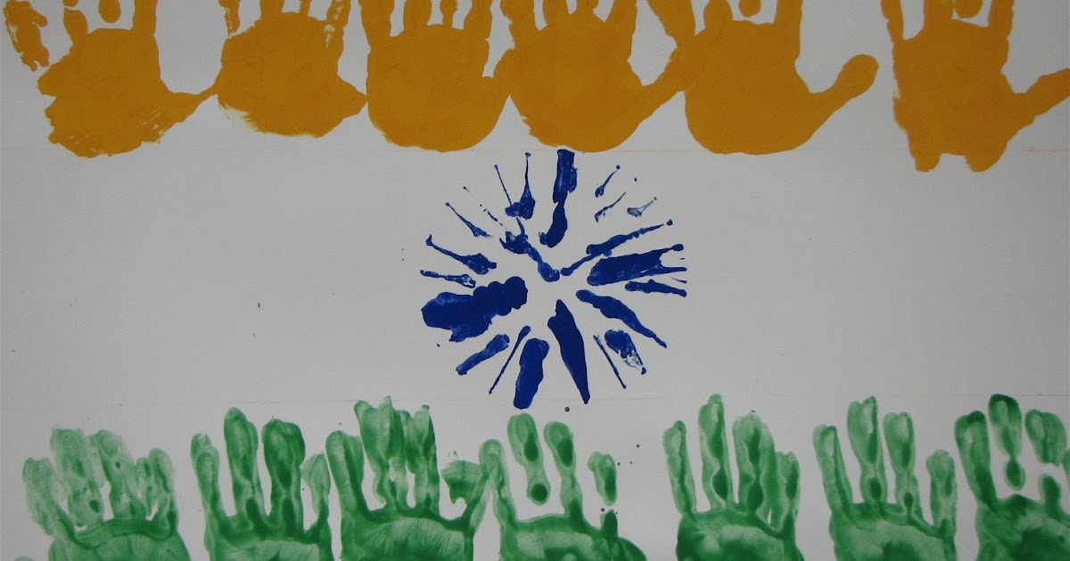 also handprint india flag putti   world kids activities rh puttisworldspot