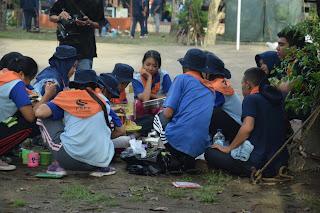 ounbond kegiatan pra kuliah PSPP Yogyakarta masak