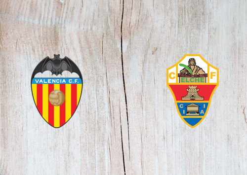 Valencia vs Elche -Highlights 30 January 2021