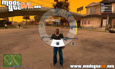 HUD do GTA Online Beta V2
