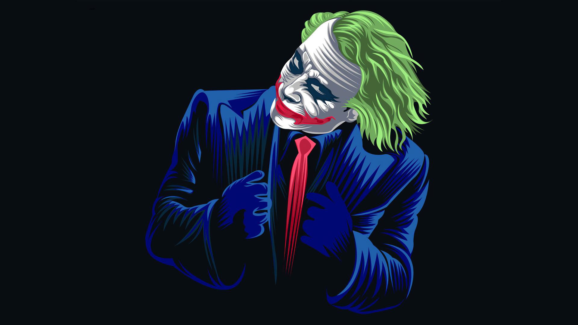 Joker 4k New Wallpaper 2020