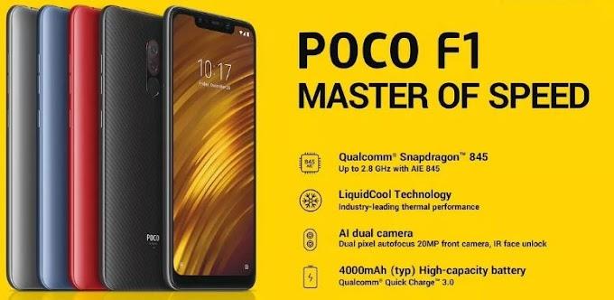 Smartphone Gaming Termurah 2018 Pocophone by Xiaomi