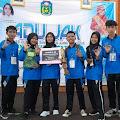 Mewakili Kecamatan Tebo Tengah, SMAN 3 Tebo Sabet Juara II Jambore Genre Tingkat Kabupaten