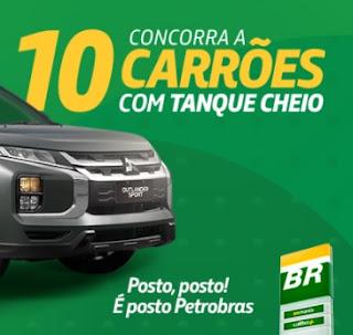 Cadastrar Promoção Petrobras Premmia 2020 - 10 Carrões Com Tanque Cheio