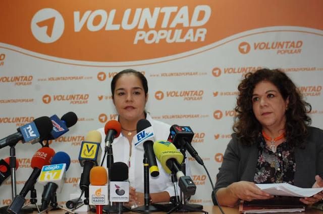 VENEZUELA: Gilber Caro lleva 17 días consecutivos secuestrado denuncia Voluntad Popular.
