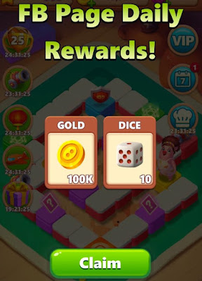 piggy go free dice and coins