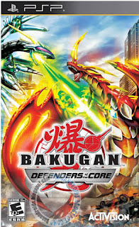 Bakugan battle brawlers Defenders Of The Core ISO High Compress