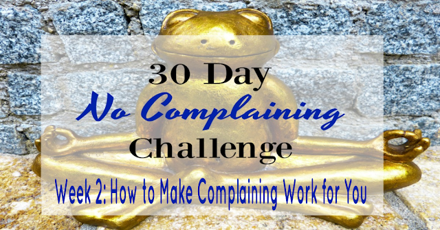 30 Day Complaining Challenge