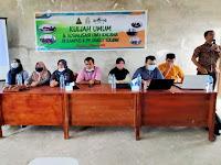 Mahasiswa UNU Kalbar Diajarkan Public Speaking dan Bisnis
