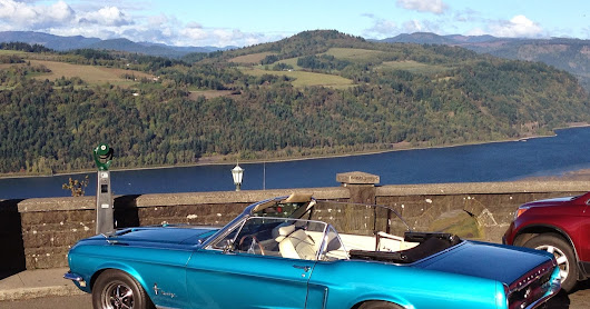 1968 Mustang Convertible Restoration: Life On the Road - 2015
