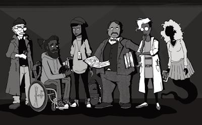 Paranormal Inc. - Investigadores