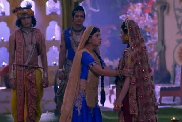 Radha krishna serial episode 19 Nov, 2019