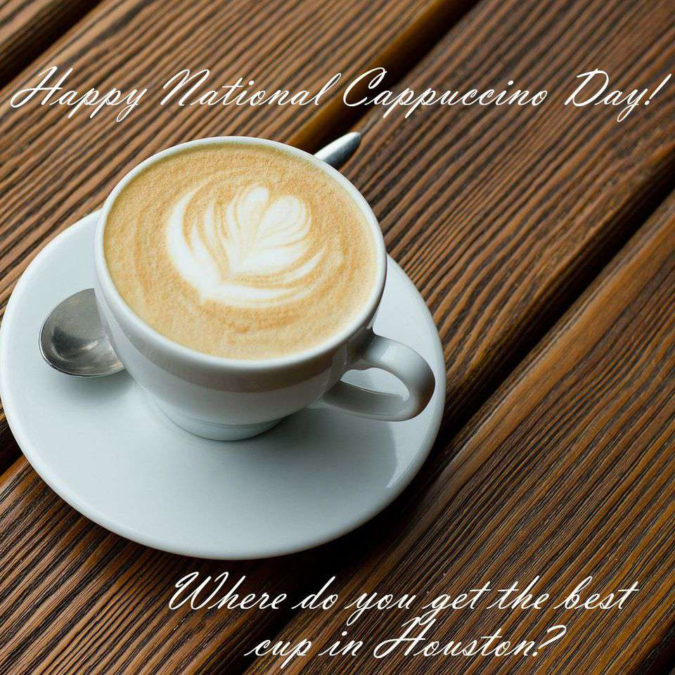 National Cappuccino Day Wishes Pics