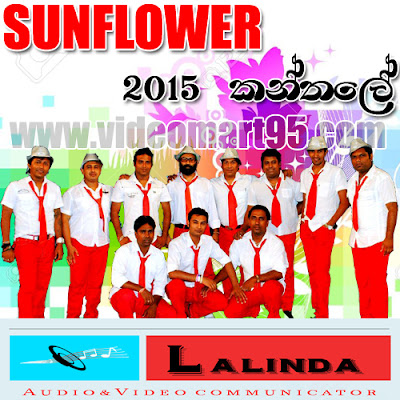 SUNFLOWER LIVE IN KANTHALE 2015