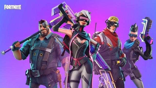 Fortnite Game The Fame 0f Web
