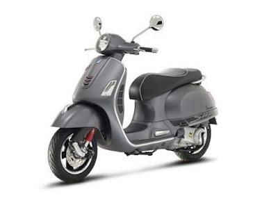 Vespa GTS 150 cc & 300 cc