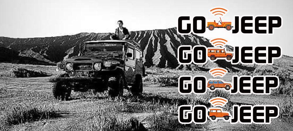 GO-JEEP - jasa layanan sewa jeep wisata gunung dan jeep off road adventure
