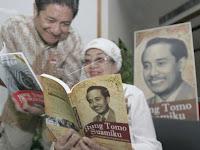 Innalillahi, istri pahlawan nasional Bung Tomo meninggal dunia