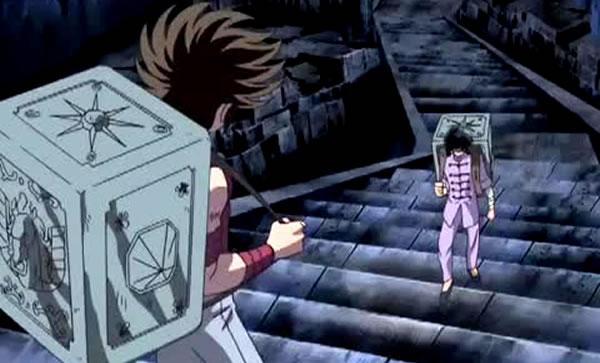 Os Cavaleiros do Zodíaco – Hades A Saga do Santuário Episodio 06
