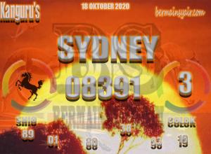 Kode syair Sydney Minggu 18 Oktober 2020 275