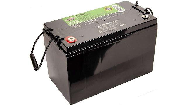 Interstate SLA/AGM Deep Cycle Battery