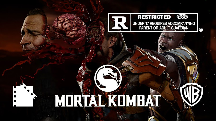 mortal kombat movie reboot r-rated fatalities warner bros greg russo
