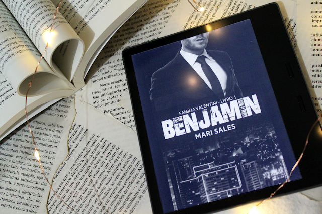 Benjamin - Família Valentini #01 - Mari Sales