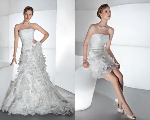 Vestidos%2B2%2Bem%2Bum7 - Uma noiva e 2 vestidos - Vestidos transformáveis 2 em 1