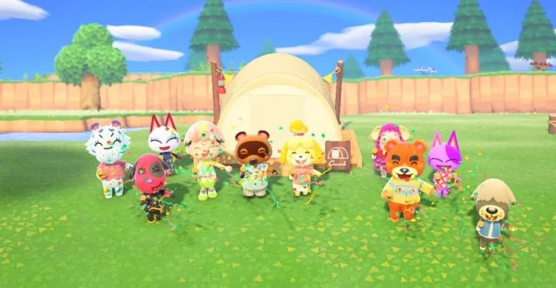 Animal Crossing: New Horizons - How to Create and Scan QR Codes