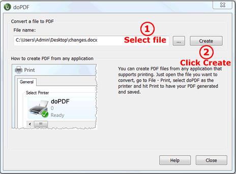 dopdf 7.3.387 gratuit