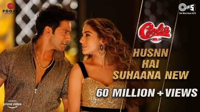 हुस्न है सुहाना Husnn Hai Suhaana Lyrics In Hindi