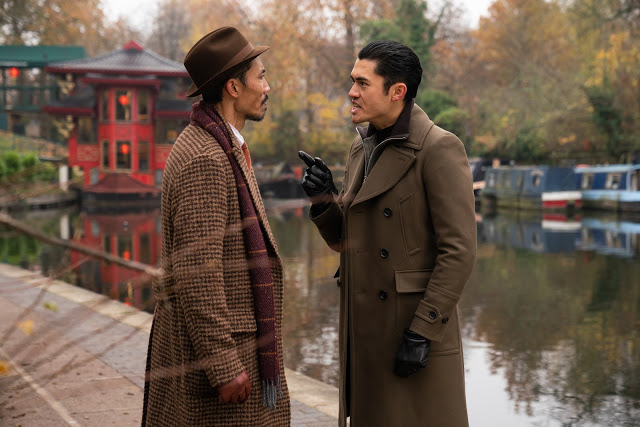 The Gentlemen, Matthew McConaughey, Charlie Hunnam, Henry Golding, Jeremy Strong, Colin Farrell, Hugh Grant, Guy Ritchie, Movie Review by Rawlins, Action, Crime, Rawlins GLAM