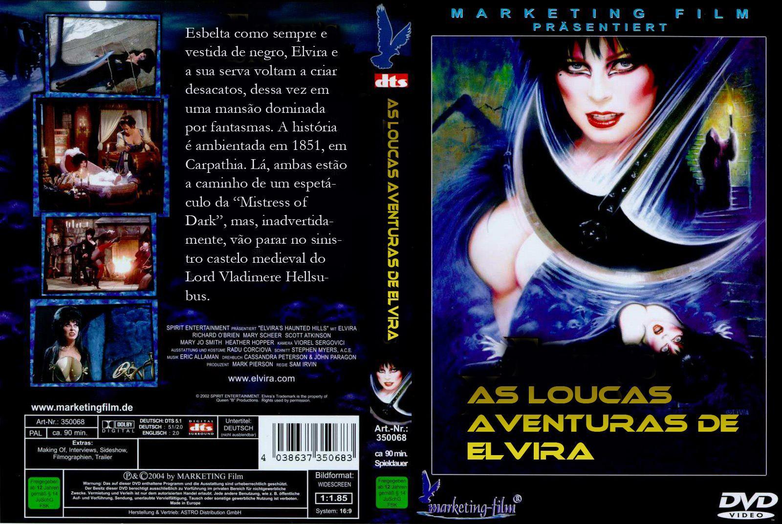 LOUCAS DE BAIXAR FILME ELVIRA AVENTURAS AS
