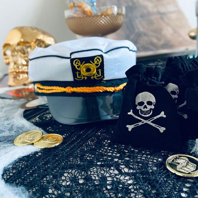 DIY Halloween Captain hat