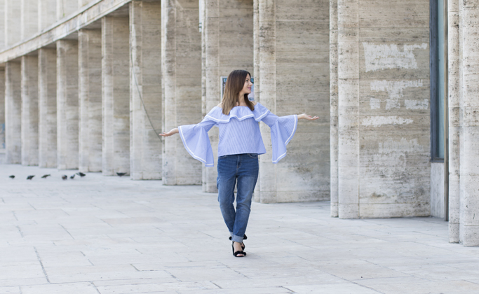 vision on fashion tinuta de vara