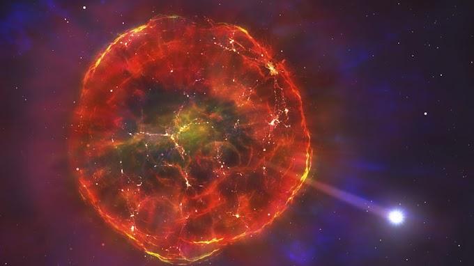 Kozmikus hidrogénbombákkal lehet tele az univerzum