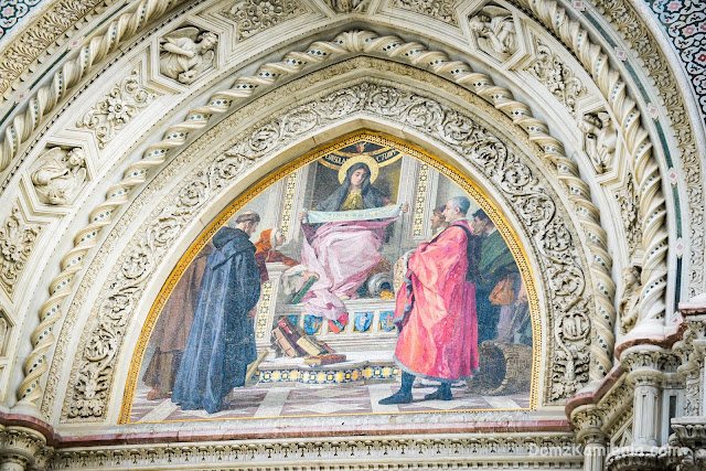 Dom z Kamienia - ciekawostki o Florencji