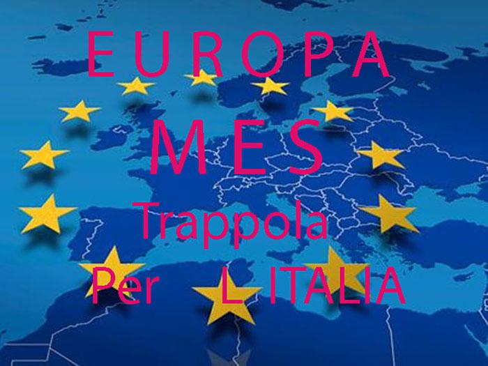 L'Europa e le sue radici cristiane: Firmare il Mes sarebbe come ...