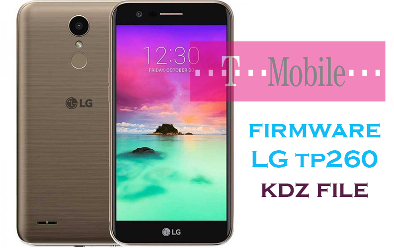 Smartphone Software Solutions: Stock ROM Firmware LG TP260