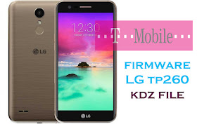 Smartphone Software Solutions: Stock ROM Firmware LG TP260 K20 Plus