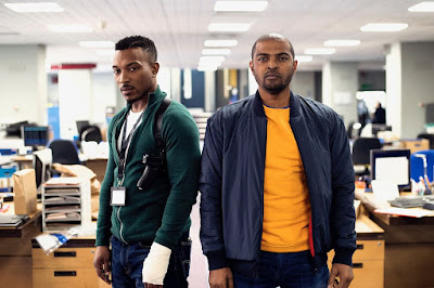 Bulletproof Series Noel Clarke Ashley Walters Image 5