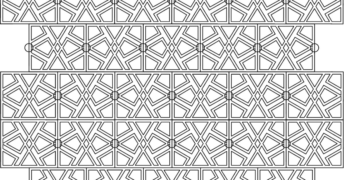 islamic pattern project  3  download