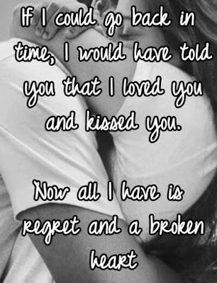 If I Could Turn Back Time, love quotes