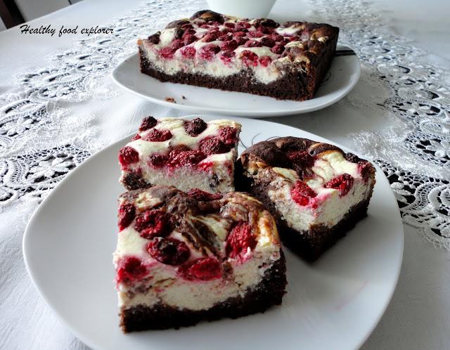 Dietetyczne ciasto czekoladowe